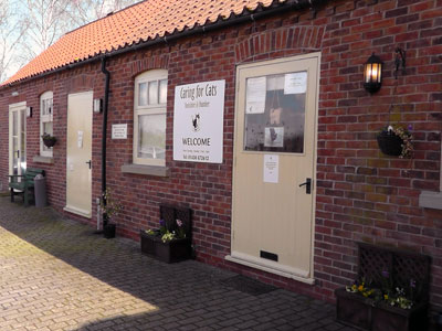 Caring for Cats Homing Centre in Market Weighton, York